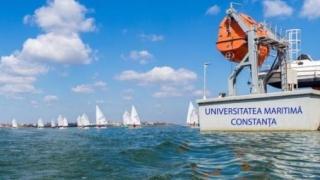 Premieră! Lotul național de yachting se antrenează la UMC!