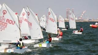Sportivi constănţeni, pe podium la CN de yachting