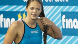 Cvadruplă campioană mondială la înot, depistată pozitiv cu Meldonium
