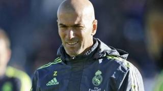 Zidane revine la Real Madrid