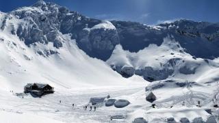 Risc de avalanșă la Bâlea Lac