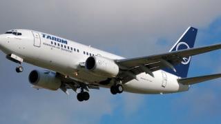 Un avion de pasageri al TAROM, interceptat de avioane militare în spațiul aerian ungar