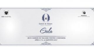"""Gala """"10 Oameni de valoare"""" – eveniment de anvergură în Constanța"""