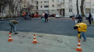 Zeci de noi locuri de parcare în Constanța