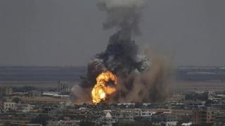 Zeci de obiective militare ale Hamas, distruse de armata israeliană