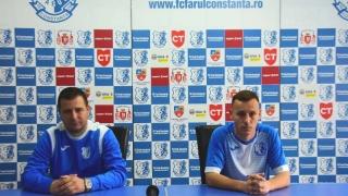 FC Farul va juca pentru victorie la Miercurea Ciuc
