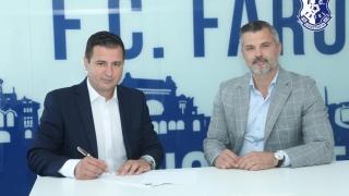 Ianis Zicu rămâne pe banca Farului