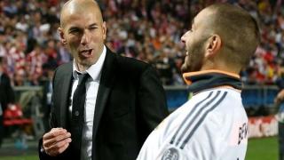 Zidane, primul francez care va pregăti Real Madrid