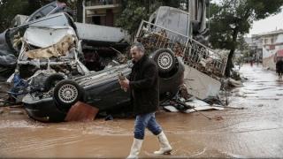 Zi națională de doliu în Grecia, în urma inundațiilor care au făcut 15 victime