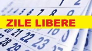 Guvernul a decis: Încă două zile libere, de Sărbători