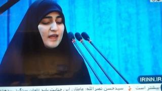 Fiica generalului Soleimani are cetățenie americană