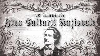 Ziua Culturii Naționale - 15 ianuarie, ziua de naștere a lui Eminescu