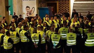 Zip Escort asigură securitatea la meciul internațional de handbal din weekend