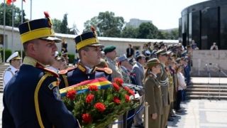 """Ziua Eroilor va fi pe 9 iunie şi va avea statut de """"sărbătoare națională"""""""