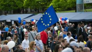 Astăzi se serbează Ziua Europei