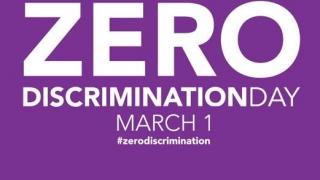 """Ziua """"Zero discriminare"""" - apel de a promova și sărbători diversitatea"""