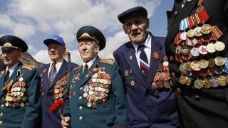 Ziua Veteranilor de Război în 4 garnizoane