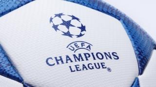 UEFA nu a decis când vor fi reluate partidele din Liga Campionilor