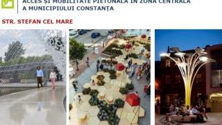 Proiect de 19 milioane de euro pentru modernizarea centrului Constanței