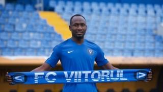 FC Viitorul a transferat un atacant camerunez