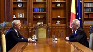 Discuțiile dintre Dragnea și ambasadorul SUA, secrete