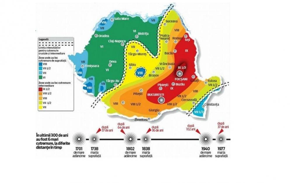 Constanța Printre Cele Mai Sigure Orașe Din țară In Caz De Cutremur