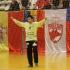 HC Dobrogea Sud a învins campioana şi continuă lupta pentru semifinale