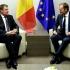 Președintele Klaus Iohannis se întâlnește luni cu președintele Consilului European, Donald Tusk