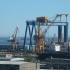Porturile constănțene au fost deschise în urma îmbunătățirii condițiilor meteo