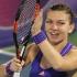 Simona Halep a învins-o pe Petra Kvitova