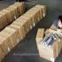 Container cu ţigări nedeclarate, descoperit în Portul Constanţa. 240.000 pacehte au fost confiscate de Garde de Coastă