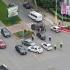 Un autoturism s-a răsturnat în zona Capitol din Constanța