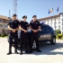 Elevi constănţeni, în practică la Inspectoratul de Jandarmi Judeţean Constanţa