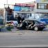 A intrat cu mașina într-o stație de autobuz și a ucis cinci oameni!
