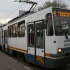 Un muncitor a fost lovit de tramvai