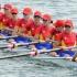 Canotaj: Echipajul de 8+1 al României s-a calificat la Jocurile Olimpice