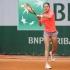Andreea Mitu a fost eliminată în primul tur al turneului de la Poitiers