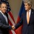 Lavrov și Kerry, discuție telefonică despre Siria