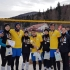 Medalii de aur şi bronz pentru Constanţa la CN de volei pe zăpadă