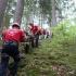 Salvamontiștii intervin în munți pentru a salva o turistă rănită la picior