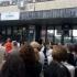 Angajații din Finanțe protestează pentru a 3-a zi consecutiv