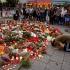 Sute de persoane au adus un omagiu victimelor atacului din Munchen