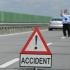 Accident pe Autostrada Soarelui. Un camion s-a răsturnat