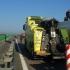 CNAIR: S-a redeschis circulația pe A2, sensul București - Constanța