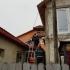 Un incendiu puternic a cuprins o casă din Cernavodă