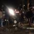 Accident într-o intersecție din Constanța! Două persoane rănite!