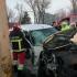 Accident rutier cu o persoană încarcerată, în Mamaia