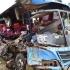 27 de morţi într-un accident rutier produs în Kenya