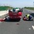 Accident pe A2, între Fetești și Cernavodă