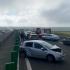 Carambol pe Autostrada Soarelui. Peste 50 de maşini implicate, peste zece victime duse la spital